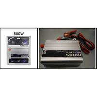 Преобразователь напряжения ( Инвертор) 12V-220 Вольт TBE 500 Вт