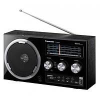Портативний радіоприймач Panasonic RF-800UEE1-K   радіо Панасонік RF-800UEE1-K