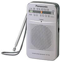 Портативный радиоприемник Panasonic RF-P50DEG-S | радио Панасоник RF-P50DEG-S