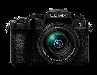 Цифрова фотокамера Panasonic DC-G90 Kit 12-60mm Black | Lumix DC-G90MEE