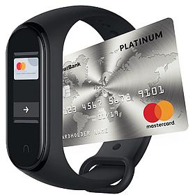 Фитнес-браслет Xiaomi Mi Band 4 NFC [UA] Black Оригинал! (PB0140B-NFC) EAN/UPC: 6934177710711