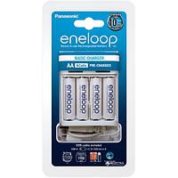 Зарядное устройство Panasonic Basic USB Charger+eneloop 4AA 1900 mAh