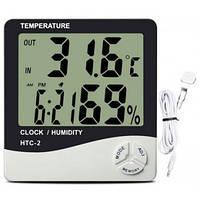 Термометр-гигрометр цифровой HTC-2