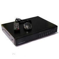 Домашний видеорегистратор на 4 камеры DVR 6104V