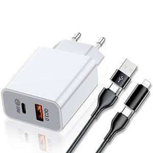 Зарядні пристрої та комплектуючі