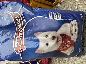 Сухий корм для собак Догі (Dogee) 10 кг