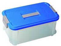 Контейнер для хранения пластиковый с ручкой 9,5 л 370Х220Х175 мм Curver CR-05002