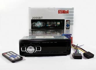 Автомагнитола MP3 2055 BT ISO+BT