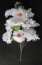 Искусственные цветы Ромашка белая  букет