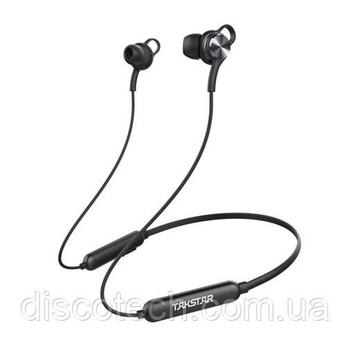 Наушники Takstar AW1 In-ear Bluetooth Sport Earphone, чёрные