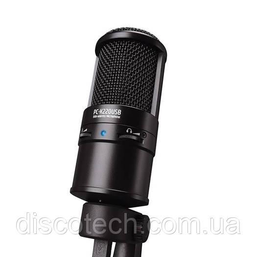 Цифровий мікрофон для запису Takstar PC-K220USB