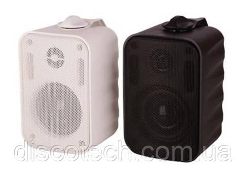 """Ак.система L-Frank Audio HYB150-4TW 4"""", 20Вт, 100В і 8Ом, білий"""