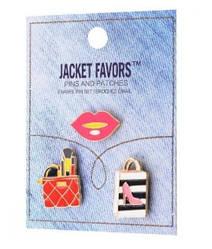 Набір значків Pins set Jacket Favors №14