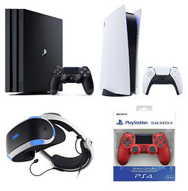 Sony PlayStation и аксессуары