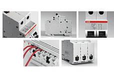 Модульные автоматические выключатели ABB SH201 SH202 SH203
