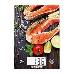 Ваги кухонні електронні Scarlett SC-KS57P37