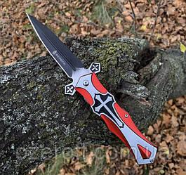 Нож складной Рыцарь 23см. Выкидной нож