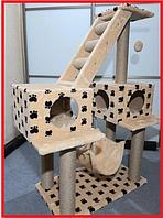 Игровой комплекс  дряпка когтеточка для животных