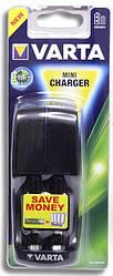 Зарядний пристрій AA/AAA VARTA Mini Charger empty
