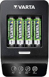 Зарядний пристрій AA/AAA VARTA Зарядний пристрій LCD Plus Ultra Fast Charger+ 4xAA 2100 mAh