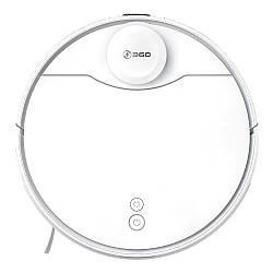 Робот-пилосос 360 Plus Vacuum Cleaner S6 Pro White