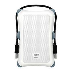 Карман зовнішній Silicon Power Armor A30 White USB3.0 (SP000HSPHDA30S3W)