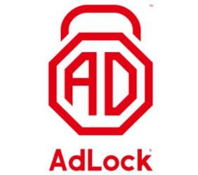 "Блокування реклами на iOS і Android ""AdLock MOBILE Protection"" скретч-карта"