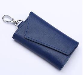 Чохол для ключів та карток (Ключниця) Dark Blue