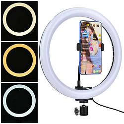 """Селфи-кільце USB Led RGB Beauty - Pioneer 12 """""""