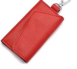 Чохол для ключів та карток (Ключниця) Red