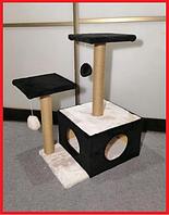 Игровой комплекс для животных дряпка когтеточка