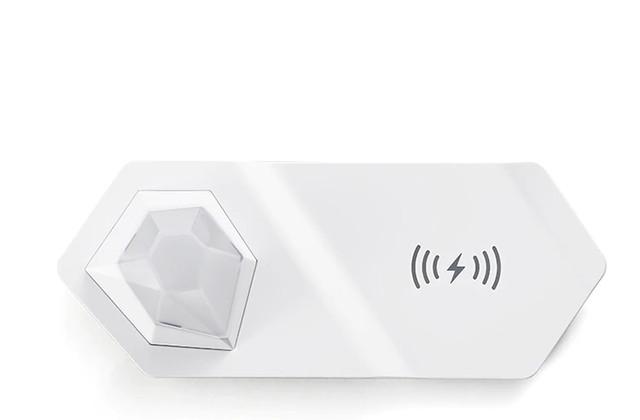 Универсальный RGB ночник-зарядка LUXCEO W9 LED
