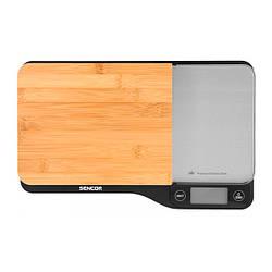 Ваги кухонні електронні Sencor SKS 6500 BK