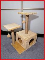 Игровой комплекс  дряпка для кошек
