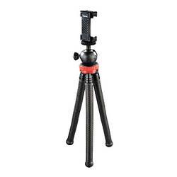 Штатив HAMA FlexPro Action Camera, Mobile Phone, Photo, Video 16 -27 cm Red