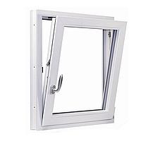 Окно металлопластиковое одностворчатое белое