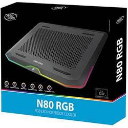 """Підставка під ноутбук 17.3"""" Deepcool N80 RGB"""
