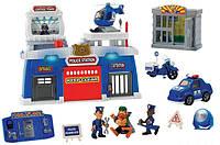 Набор игровой Полицейский участок keenway К12635
