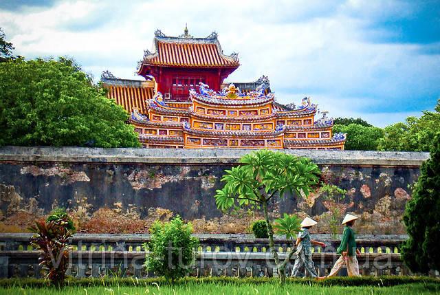 """Экскурсионный тур во Вьетнам """"С севера на юг + пляж в Дананге"""" на 11 дней / 10 ночей"""