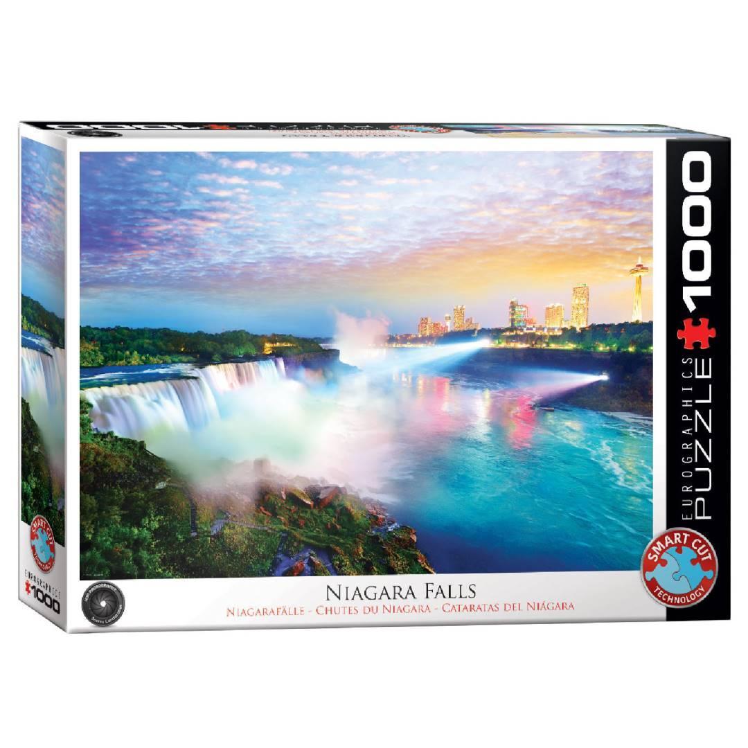 Пазл Eurographics Ниагарский водопад. 1000 элементов