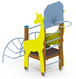 Детская горка Жираф A57