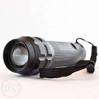 Тактический фонарик Police BL-8700, диод Cree