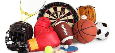 Спортивные товары