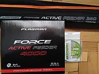 ФИДЕРНЫЙ НАБОР Flagman Force Active Feeder ( Фидерное удилище 3.3 м (120 г) + Катушка 4000 + Шнур )
