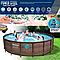 Круглий каркасний басейн, 488 х 122 см, чаша+каркас, фото 6
