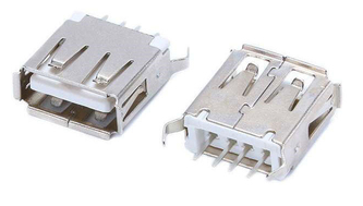 USB гніздо роз'єм мама 15.0 мм