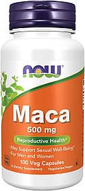 NOW Foods Maca 500mg (100cap)