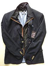 Пиджак брендовый мужской - Dark Blue