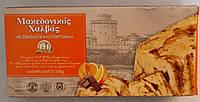 Кунжутна Халва з шоколадом і апельсином 200 г