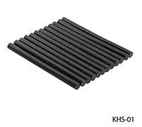 Смола (кератиновые палочки) для наращивания волос Lady Victory (цвет: черный) LDV KHS-01 /56-1